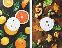L'Alimentation - Identité visuelle
