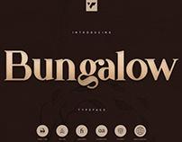 Bungalow Typeface - 9 fonts