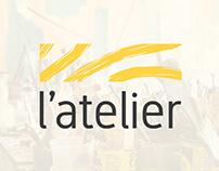 L'Atelier - Logo Design
