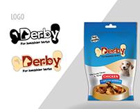 New Brand Identity for Derby Dog Food