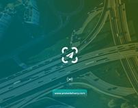Arone Delivery | Visual Design for Drone Startup