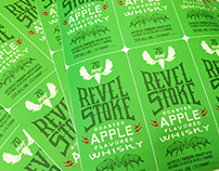 Revel Stoke Roasted Apple Whisky