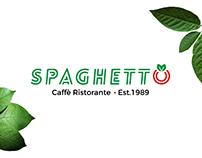 SPAGHETTO Branding