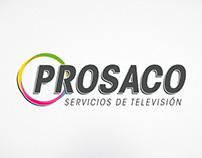 Prosaco, Servicios de Televisión - Branding