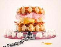 Burger Urge - Fairy Trap