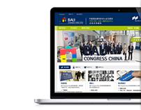 NEW FAIR WEBSITES OF MESSE MÜNCHEN