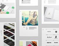 Kerned Studio Portfolio 14/15