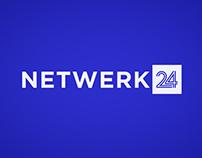 Netwerk24 Brand & CI development