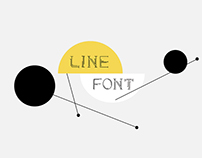 The Line Typeface