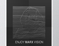 Marx Vision Poster