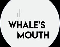 Animated Logo Whale's Mouth