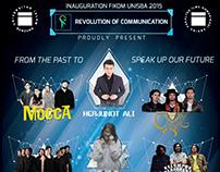FIKOM UNISBA Inauguration 2015