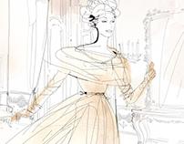 Alessandra Scandella Watercolors