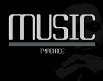 Typeface   Music Regular