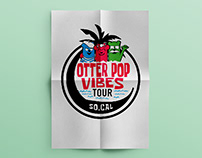 Otter Pop Tour Logo