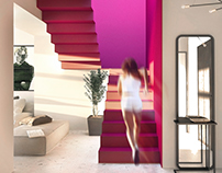 Model apartment 1. Magenta. Gesaugasse, Vienna