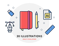 30 Illustrations