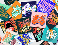 Lettering collection 2019 Vol.2