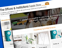 Store Page Designs (Amazonbusiness.in)
