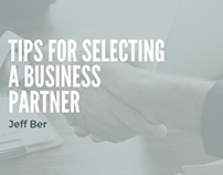 Tips For Selecting a Business Partner