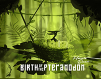 birth of the pteranodon
