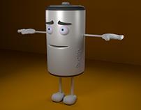 Bucky - The Battery (3D)