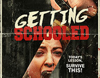 Getting Schooled Film Key Art