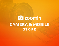 Zoomin Camera & Mobile Store