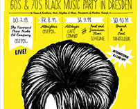 Soul Weekender Dresden Poster