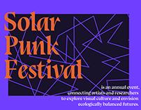 Solar Punk Festival- SPF18