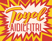 TOYOL AIDILFITRI - GOVT KL