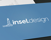"Corporate Design Items for ""insel.design"""