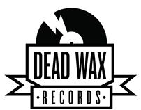 Dead Wax Records Branding