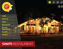 Chuti Resort (Concept work)