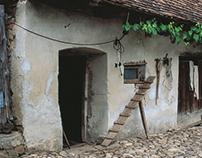 Saxon villages of Southern Transylvania book