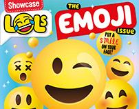 LOLs magazine - The Emoji Issue