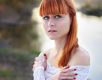 Model Nelly Chonovska