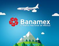 Banamex  / ¿Que te hace el día?