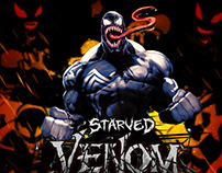 Game banner for Gameloft's Spiderman Unlimited - Venom