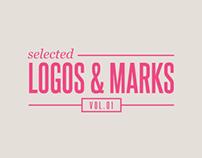 Logos & Marks Vol.01