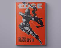 EDGE: Call of Duty BO3 Cover