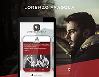 Lorenzo Fragola - Digital Campaign