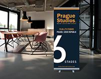 Rollup Banner // Prague Studios