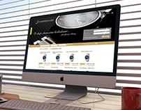 Logo & e-shop webdesign