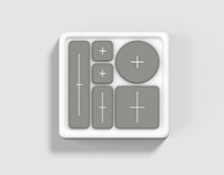 ToolBox- Tangible Input Stickers for VR