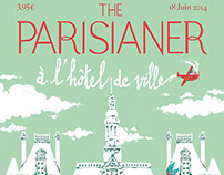 The Parisianer at L'hotel de ville Paris