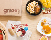 graze - digital banners