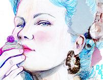 Marie Antoinette by Sofia Copolla
