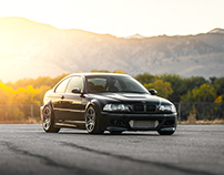 Supercharged 2004 BMW M3