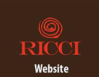 Ricci Website